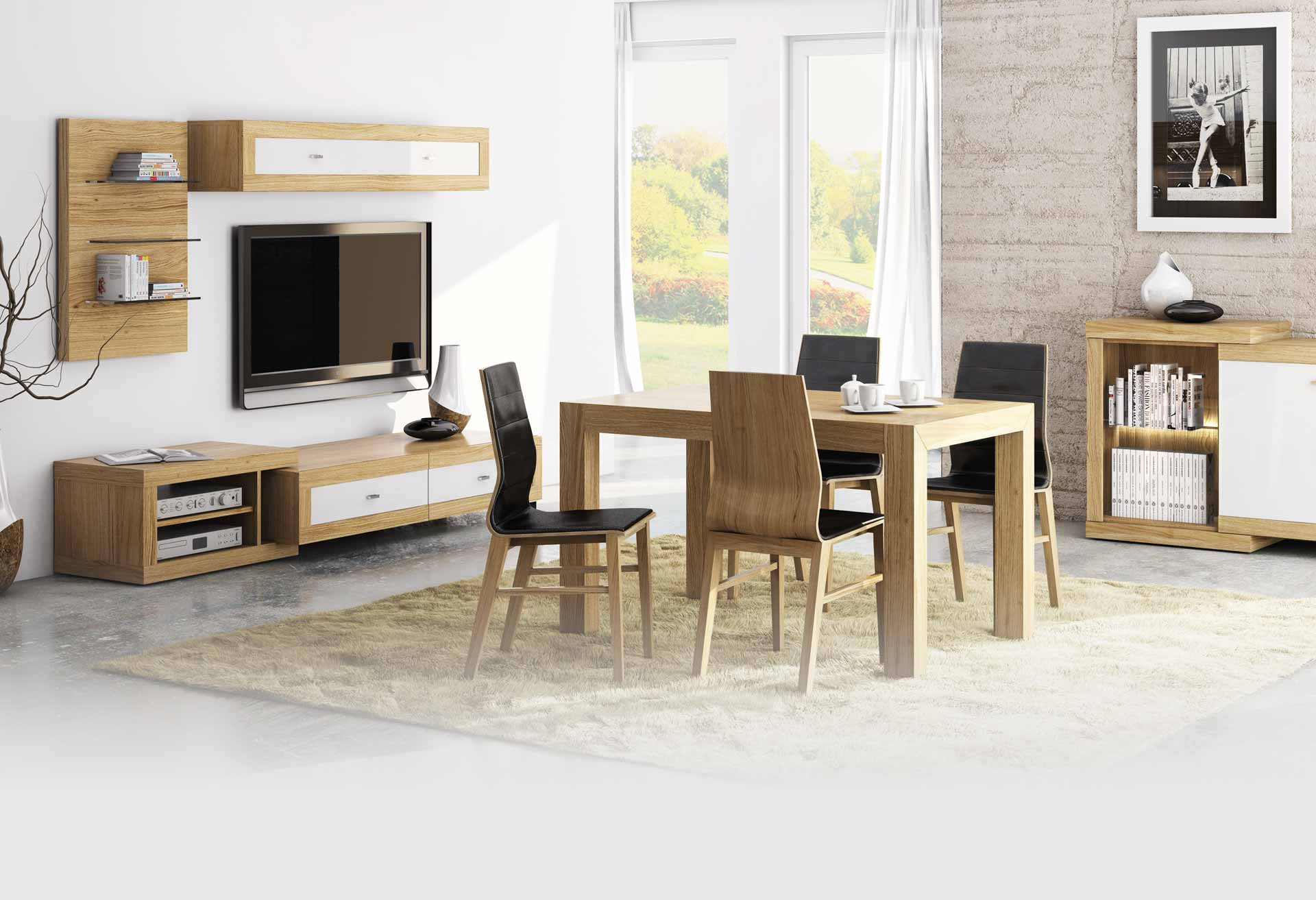 10e799764 Drevené masívne stoly, jedálenské stoly na mieru, drevený stôl z masívu